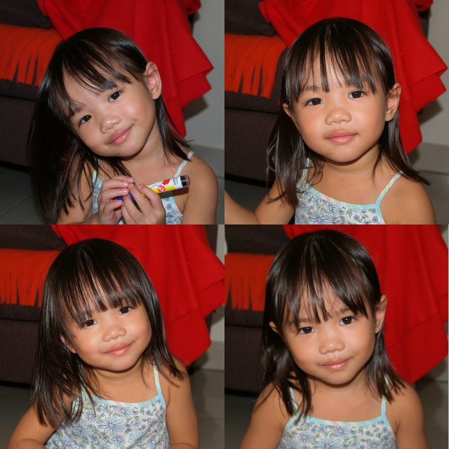 3 yrs old Zara