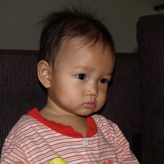 Very serious