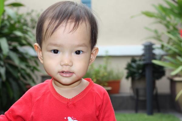 Zaria 15 month