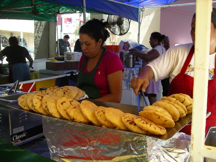 Fried Mexican Bread