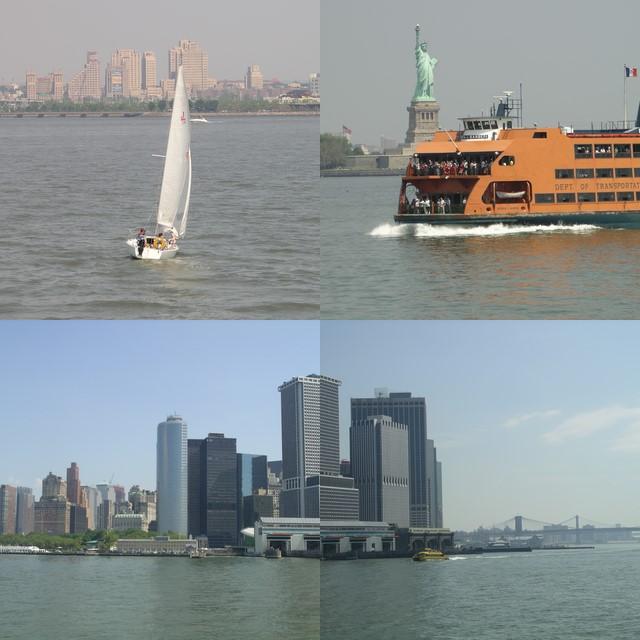 Around Hudson River