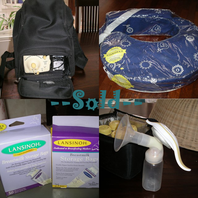 Breastfeeding Gear For Sale