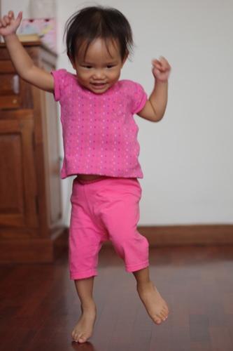 Zaria Jumping