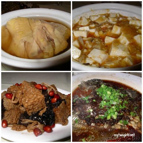 Dinner - Shanghai Famous Dishes