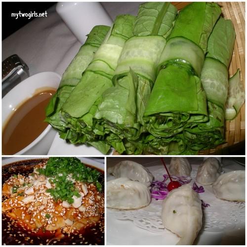 Qiao Jiang Nan 悄江南 Dishes