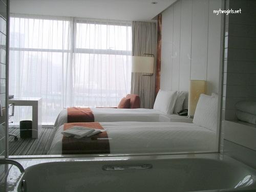 Raddison Hotel Pudong Century Park