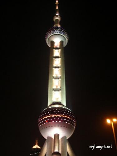 Shanhai Telecom Building - 东方明珠