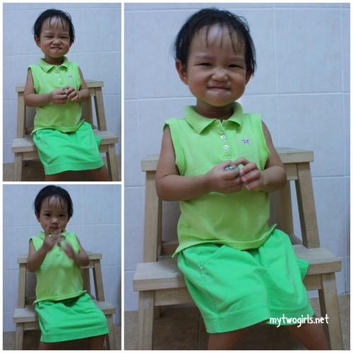 My cheeky girl - Zaria