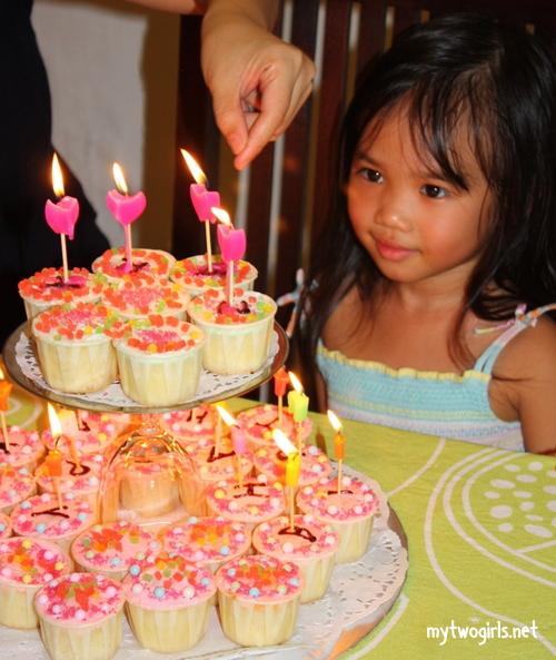 Zara's 4th birthday