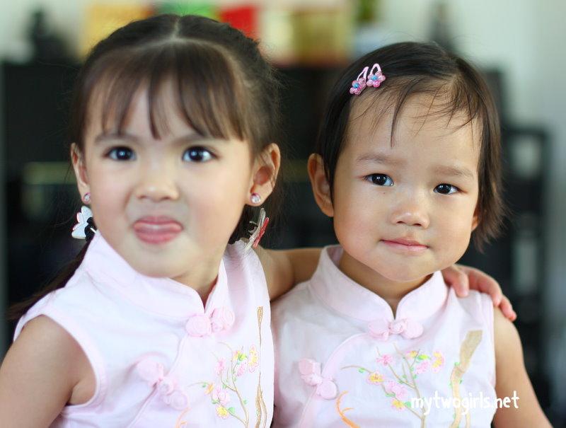 Zaria and Tasha in similar cheong sum