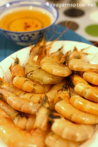 Prawns For Steamboat