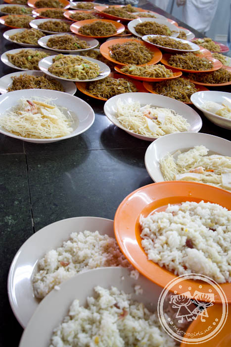 RM1 Canteen food