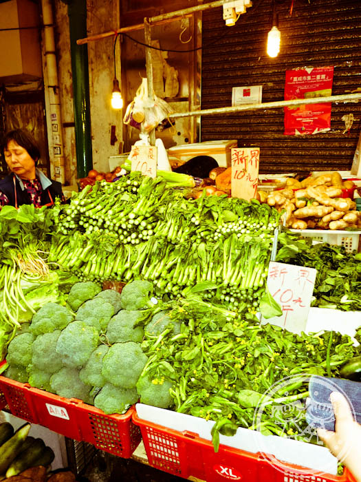 Central Market - Local Vegetable