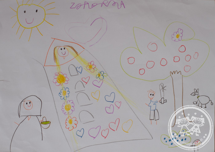 Zara's drawing