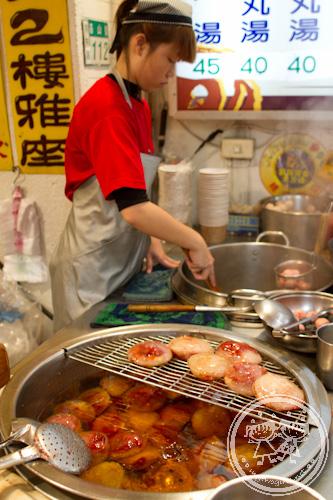 Cooking the hongzao rouyuan