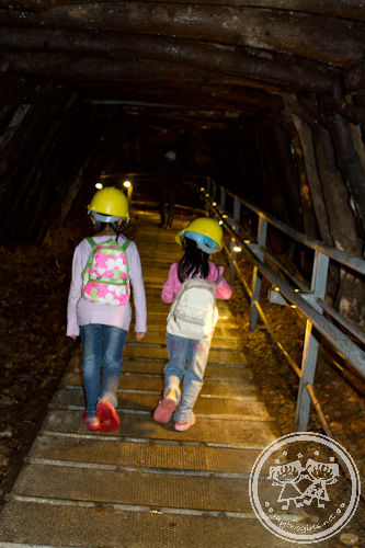 In the old Benshan Tunnel No 5