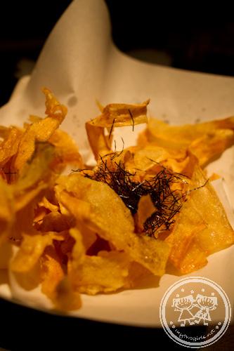 Chinese Yam chips