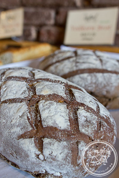 Rye Bread at Rainforest Bakery & Pastry