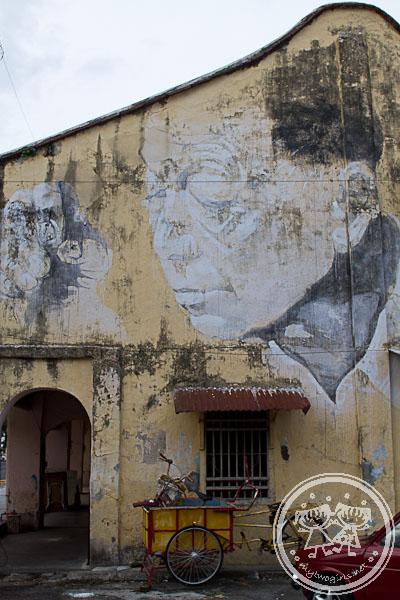 Mural in Georgetown