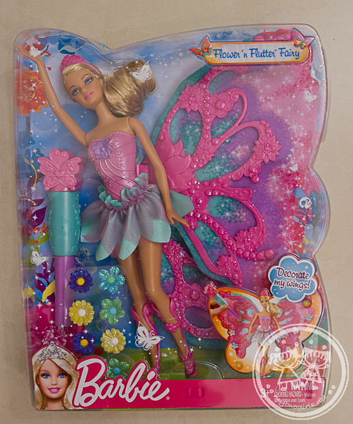 Barbie Flower N Flutter Fairy
