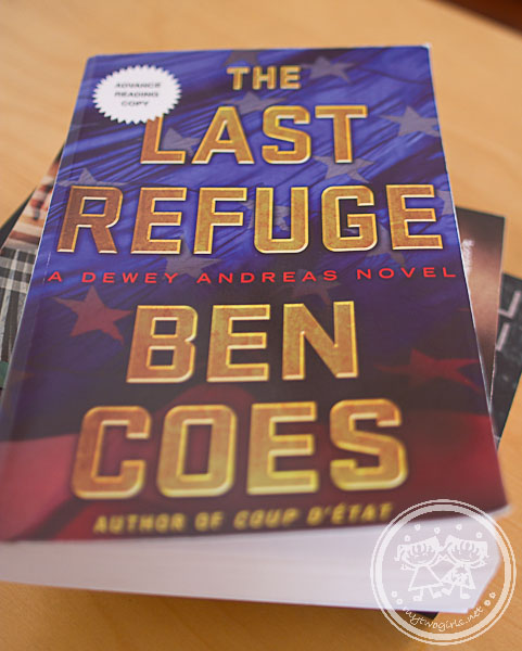 Ben Coes The Last Refuge