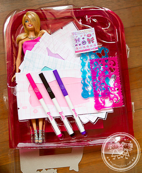 Barbie Design and Dress Studio
