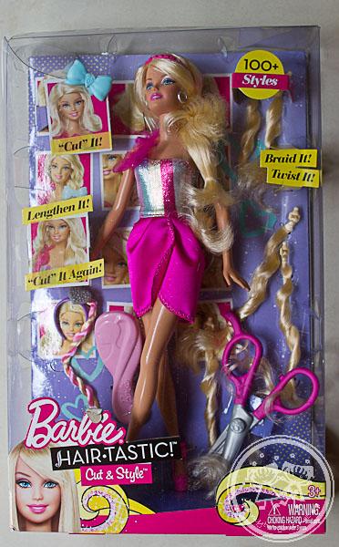 Barbie Hairtastic Cut & Style
