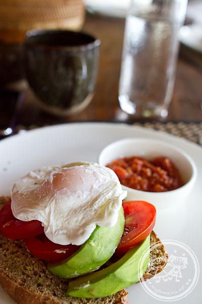 Jeeva Klui healthy breakfast