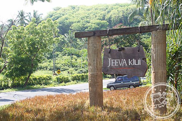 Jeeva Klui entrance