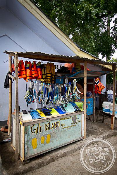Snorkeling and Dive Centre At Senggigi Beach