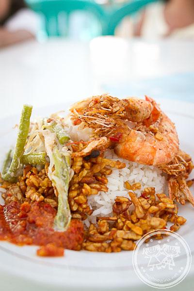 Nasi Campur At Lombok