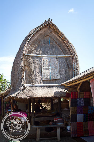 Traditional Sasak Village Sade