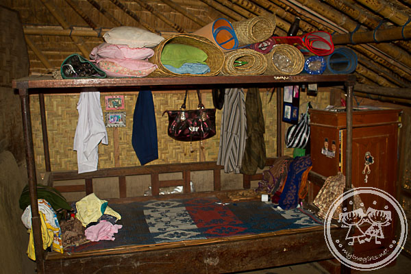 Traditional Sasak House