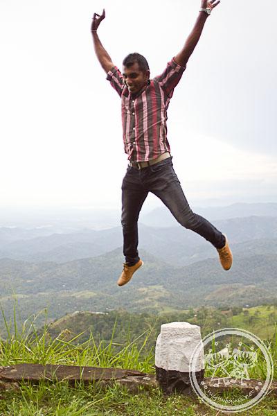 Asanka Jumping