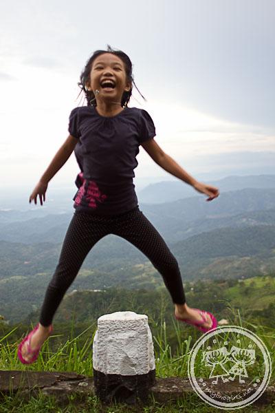 Zara Jumping