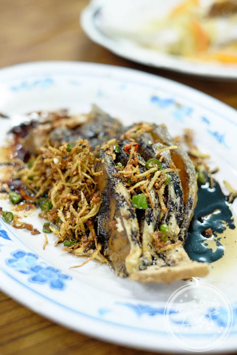 Penang trip 2013 p1 kuala sepetang st anne 39 s church for Best fried fish near me