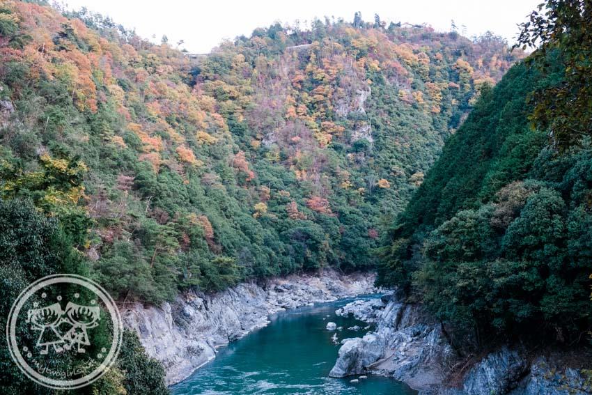 Hozukyo Toroko or Gorge