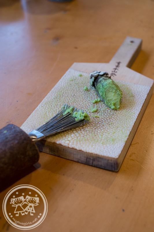 Turuturutei real wasabi