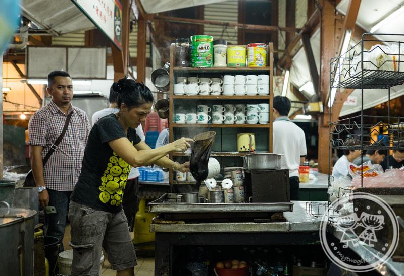 Taiping Pasar Siang Malam Drink Stall