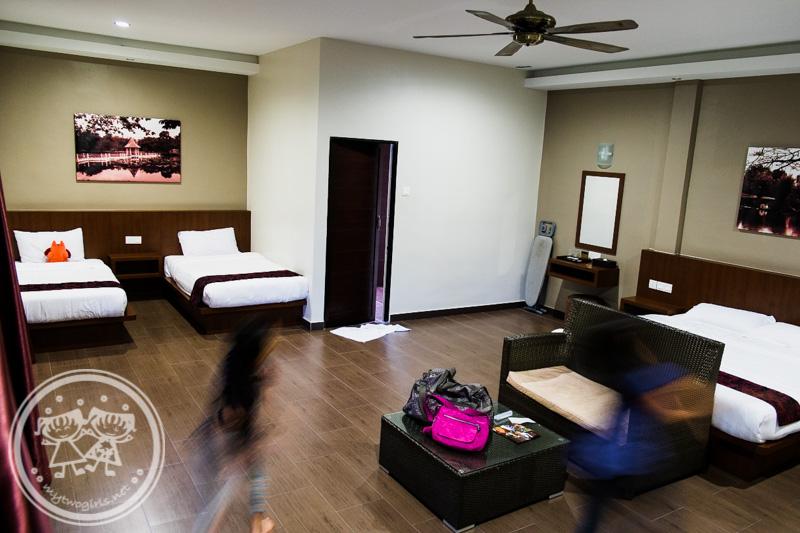 Family Room at Sentosa Villa