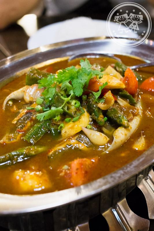 Restoran Mr BBQ Nyonya Steam Fish