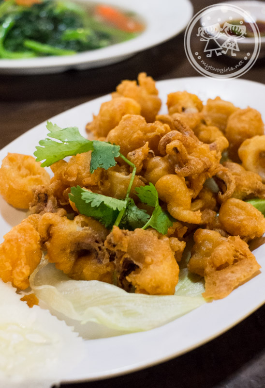Restoran Mr BBQ Fried Squid