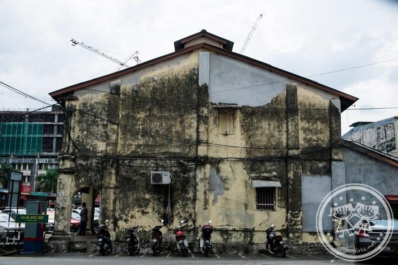 Taiping Town Centre Pre-war shop house