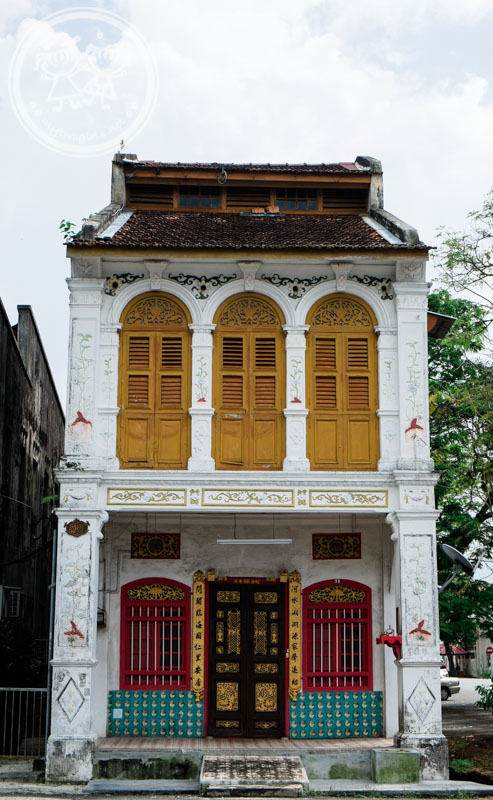 Taiping Town Centre Pre-war shop house