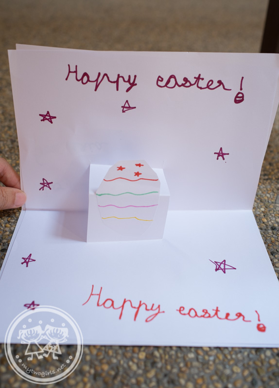 Easter Card from Zaria